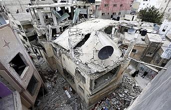 İsrail Batı Şeria'da evleri yıktı