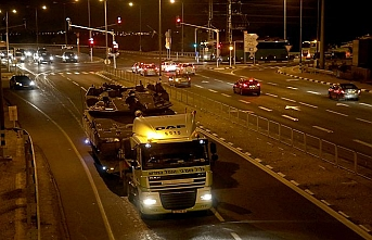 İsrail ordusu Gazze sınırına tank yığıyor