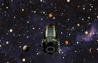 Kepler Teleskobu'nun uzay macerası bitti