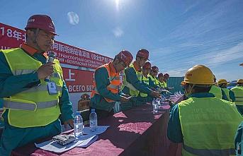 Kırgızistan Çinli işçilere resmen kapılarını açtı