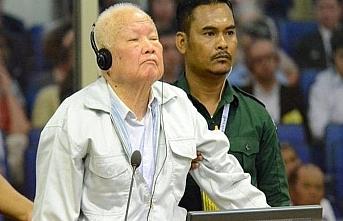Kızıl Kmer liderleri ilk kez soykırımdan suçlu bulundu