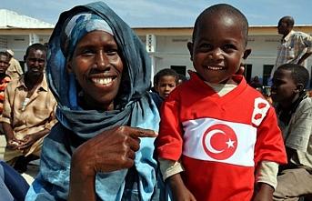 Kızılay 2017'de en fazla insani yardım yapan ülke oldu