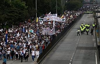 Kolombiya'da barışa doğru ilk adım
