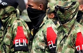 Kolombiya'dan ELN'ye müzakere şartı