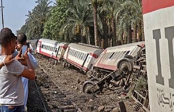 Kongo'da tren raydan çıktı: 40 ölü