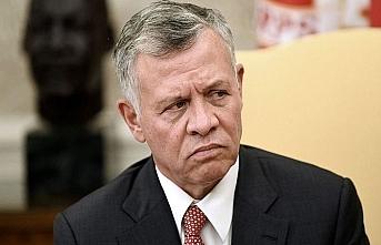 Kral Abdullah: Yerleşimler barışa engel