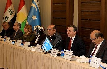 Kuzey Irak'taki Türkmenler güçlü temsil istiyor