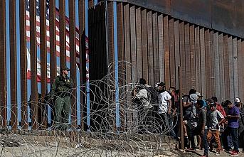 Meksikalılar göçmen kervanına tepkili