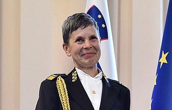 NATO'da bir ilk: Kadın Genelkurmay Başkanı