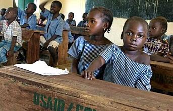 Nijerya'da eğitime ayrılan bütçe artırıldı