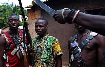 Orta Afrika Cumhuriyeti'ndeki çatışmalar yine şiddetlendi