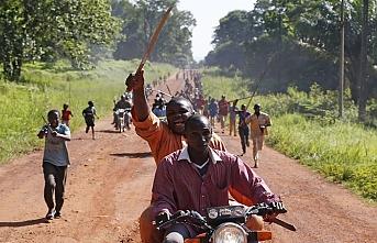 Orta Afrika'da tehlikeli çatışma