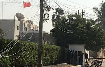 Pakistan'da Çin Konsolosluğuna bombalı saldırı
