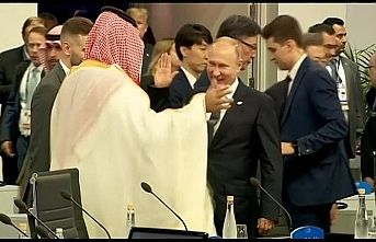 Prens Selman aradığı samimiyeti Putin'de buldu