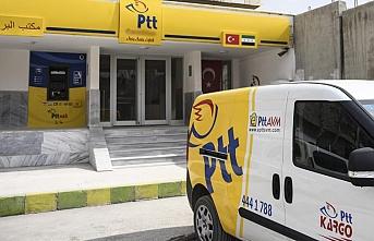 PTT bir şube de Afrin'de açıyor