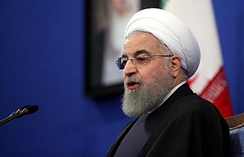 Ruhani'den ambargo çıkışı