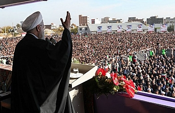 Ruhani İsrail'i kansere benzetti