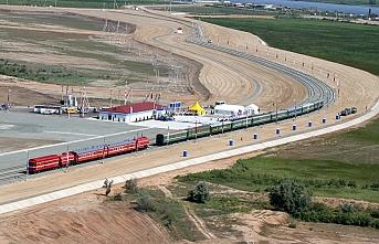 Rusya'dan Kuzey-Güney Ulaştırma Koridoru'na 3 milyar avro kredi