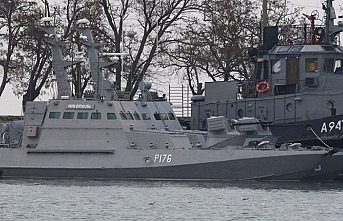 """""""Rusya, Ukrayna gemilerini serbest bırakmalı"""""""