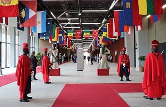 Senegal'de Türk yatırımı Fuar Merkezi açıldı
