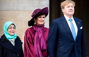 Singapur Cumhurbaşkanı Hollanda ziyaretinde