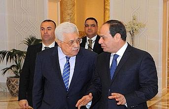 """Sisi """"Sina'da Filistin Devleti"""" kurulmasını teklif etmiş"""
