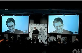 Snowden: Kaşıkçı, İsrail üretimi yazılımla takip edildi