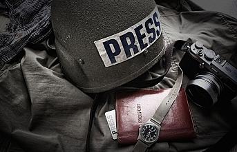 Suriye'de 689 medya çalışanı öldürüldü