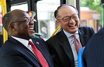 Tanzanya lideri: Batı'dansa Çin'i tercih ederim