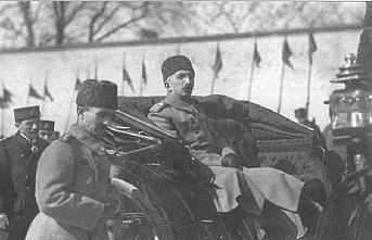 TARİHTE BUGÜN ( 17 Kasım): Sultan Vahdettin ülkeden ayrıldı