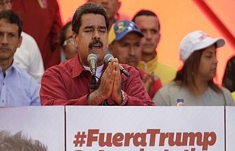 Venezuela terör listesine alınacak iddiası