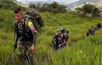 Venezuelalı askerlerin sınır ihlali notaya sebep oldu