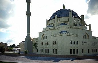 2. Abdülhamid Han Camisi Cibuti'de ibadete açılıyor