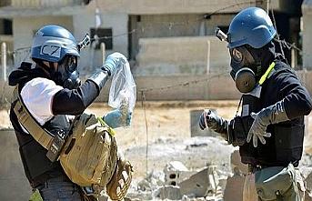ABD'den 'kimyasal silah' iddiasına yalanlama