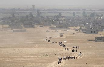 ABD Irak'ta DEAŞ hedeflerini vurdu