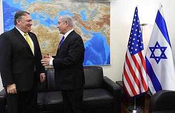 ABD Netanyahu'nun isteğini reddetmiş