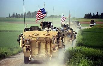 ABD tırları Suriye'den çekiliyor