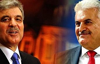 Abdullah Gül'den Yıldırım'a tebrik telefonu
