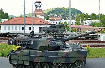 Alman ordusu AB vatandaşlarını işe alabilir