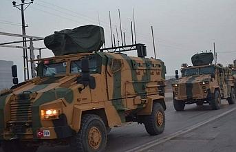 Askeri konvoy, Şanlıurfa'ya ulaştı