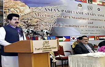 Asya'dan Avrupa Parlamentosuna benzer yapılanma