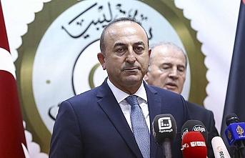 Bakan Çavuşoğlu yarın Libya yolunda
