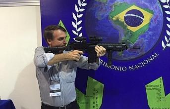 Bolsonaro Trump'un izinde