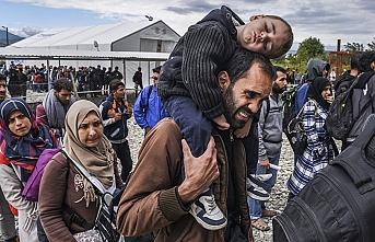 Bosna'daki sığınmacılar için hipotermi uyarısı