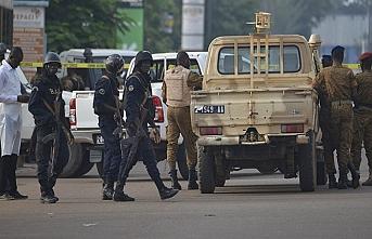Burkina Faso'da güvenlik güçlerine saldırı