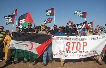 Cezayir'den Batı Sahra'ya destek