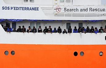 Denizdeki göçmenleri kurtaran gemi artık olmayacak