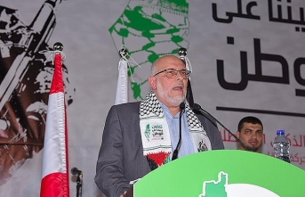 'Diasporadaki Filistinliler İsrail'e karşı mücadele veriyor'