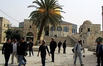 """Doğu Kudüs'te yine """"ırkçı saldırı"""""""