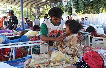 Endonezya'da 6,1'lik deprem